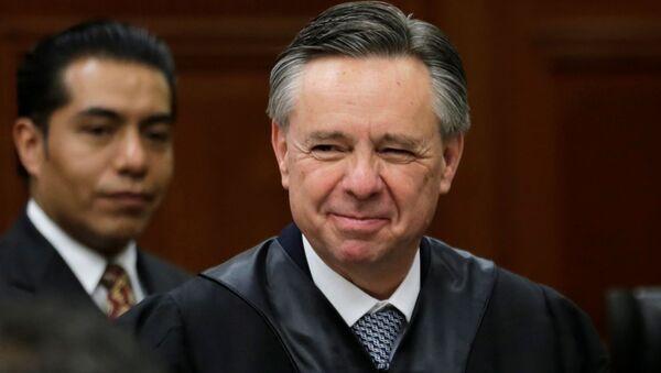 Medina Mora, exministro de la Suprema Corte de Justicia de la Nación de México (archivo) - Sputnik Mundo