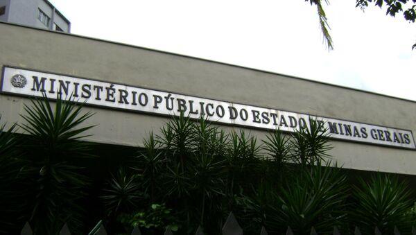 Ministerio Público Electoral de Minas Gerais, Brasil - Sputnik Mundo