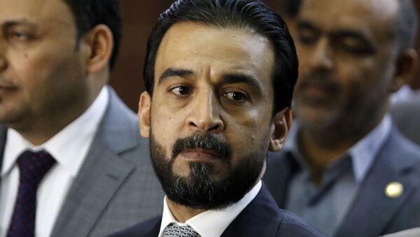 Mohammed al Halbusi, presidente del Parlamento de Irak - Sputnik Mundo