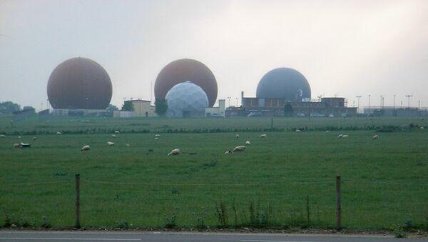 Base RAF Croughton en Northamptonshire, Reino Unido - Sputnik Mundo