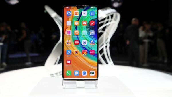El Huawei Mate 30 - Sputnik Mundo
