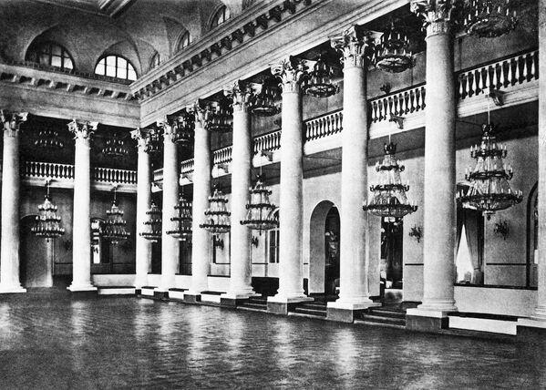 La Sala de las Columnas en 1883 - Sputnik Mundo