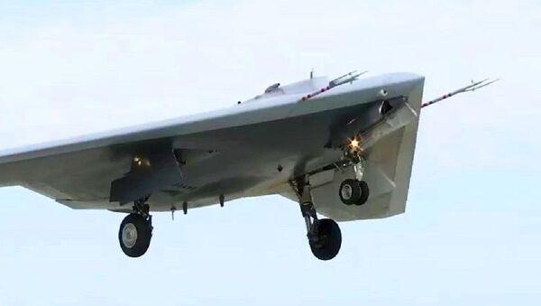 El dron ruso Ojotnik - Sputnik Mundo