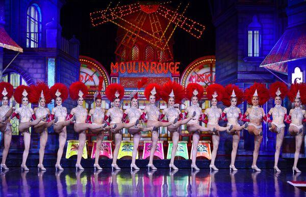 Moulin Rouge 2014 - Sputnik Mundo