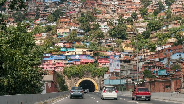 Un barrio de Caracas (archivo) - Sputnik Mundo
