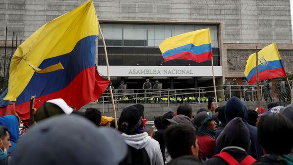 La Asamblea Nacional de Ecuador - Sputnik Mundo