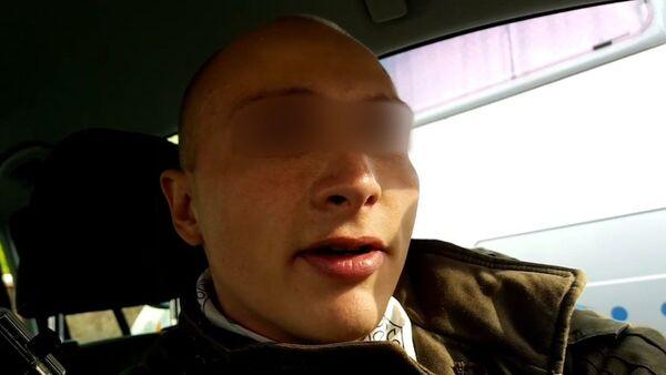 El presunto autor del tiroteo en la ciudad alemana de Halle - Sputnik Mundo