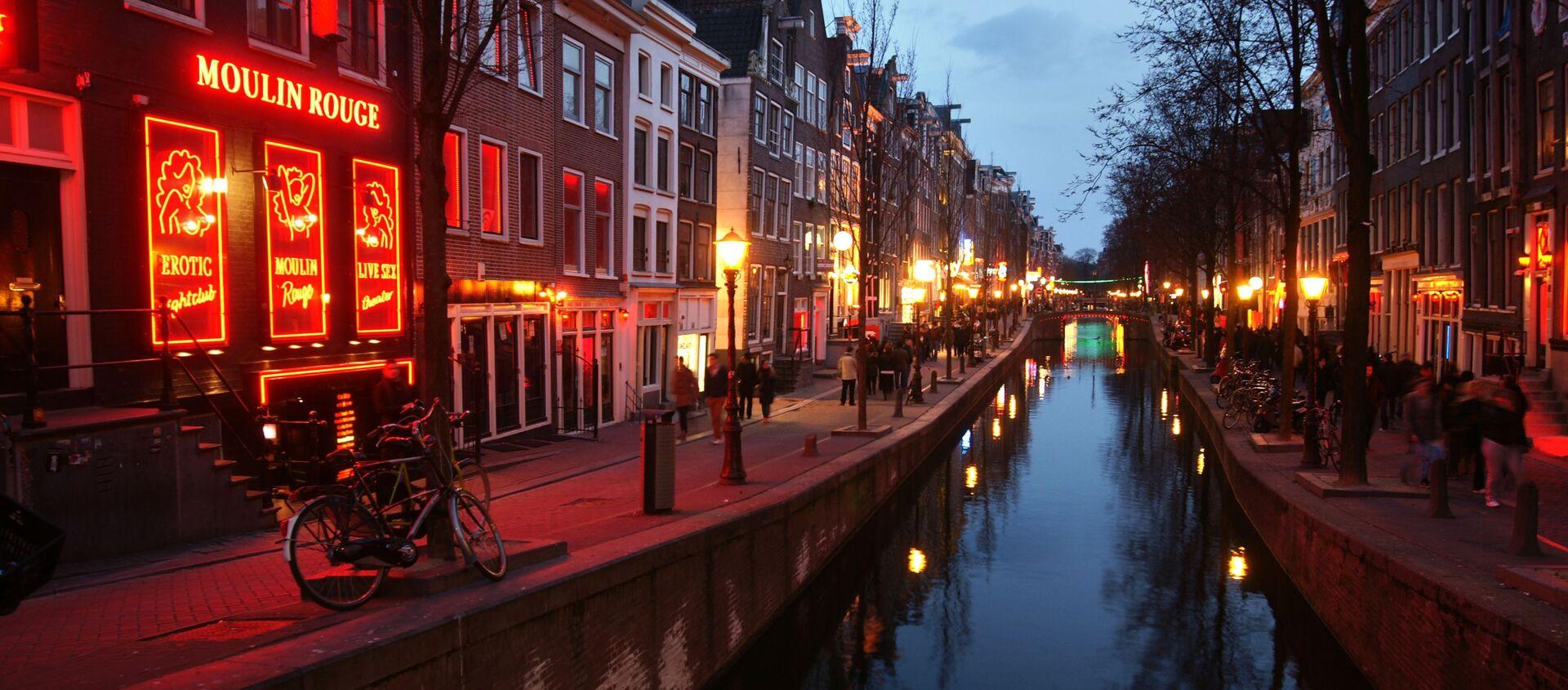 Ámsterdam, la capital de los Países Bajos - Sputnik Mundo, 1920, 09.10.2019