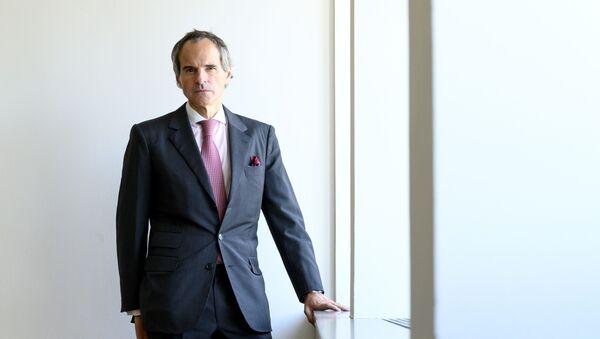 Rafael Grossi, el candidato argentino por el puesto del nuevo director general del OIEA - Sputnik Mundo