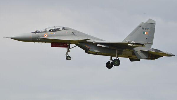 Sukhoi Su-30MKI - Sputnik Mundo