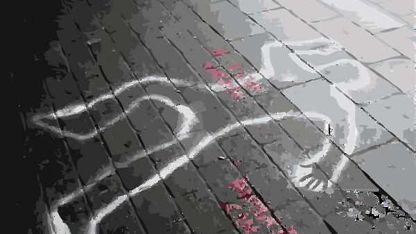 Un lugar de homicidio (imagen referencial) - Sputnik Mundo