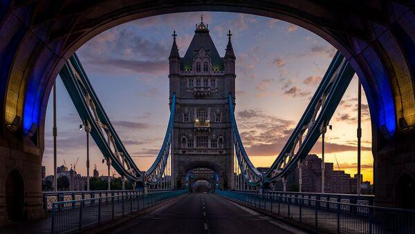 El Puente de la Torre en Londres - Sputnik Mundo