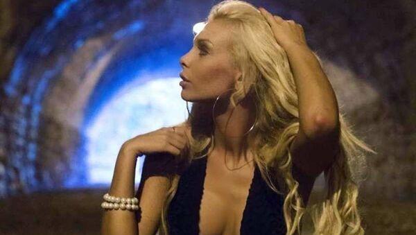 Ava Karabatic, modelo de Croacia - Sputnik Mundo