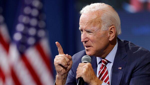 Joe Biden, precandidato demócrata a la presidencia de EEUU - Sputnik Mundo