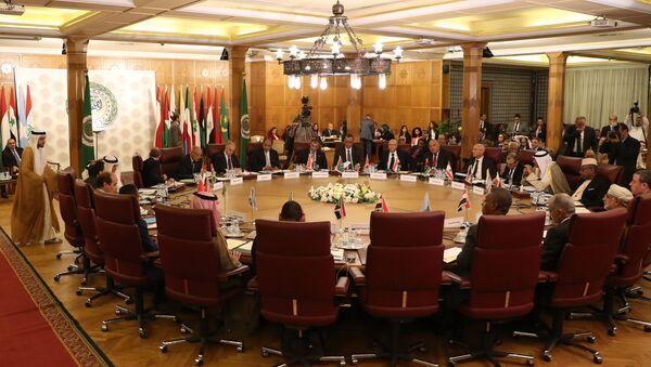 La reunión de la Liga Árabe el 12 de octubre de 2019 - Sputnik Mundo