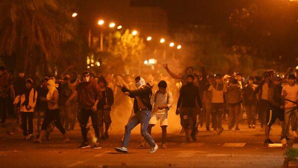 Protestas en Santa Cruz, Bolivia - Sputnik Mundo