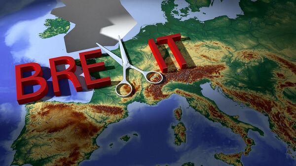 Brexit (imagen referencial) - Sputnik Mundo