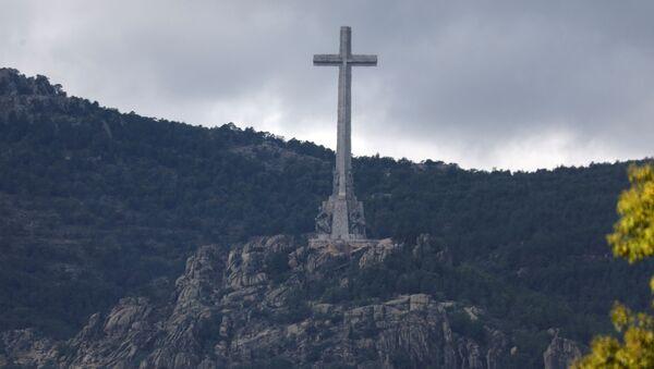 Valle de los Caídos, España - Sputnik Mundo