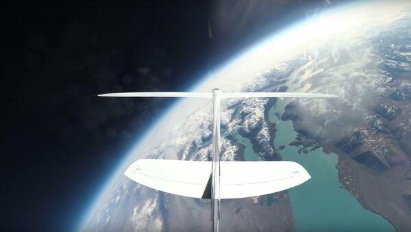 Planeador Airbus Perlan II - Sputnik Mundo
