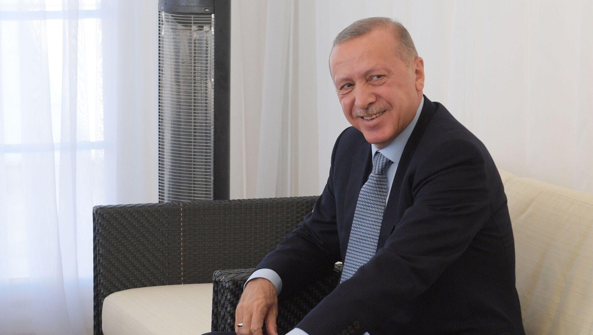 Recep Tayyip Erdogan, el presidente turco - Sputnik Mundo, 1920, 10.02.2021