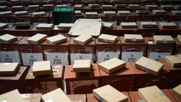 Preparación para las elecciones en Uruguay - Sputnik Mundo
