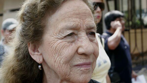 Rosario Ibarra de Piedra, defensora de los DDHH mexicana - Sputnik Mundo
