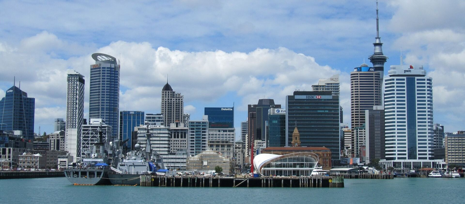 Auckland, la ciudad más poblada de Nueva Zelanda - Sputnik Mundo, 1920, 24.10.2019