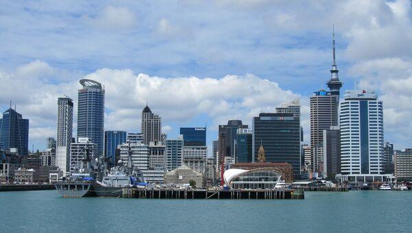 Auckland, la ciudad más poblada de Nueva Zelanda - Sputnik Mundo