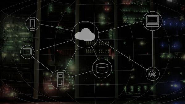 La tecnología de la nube (imagen referencial) - Sputnik Mundo
