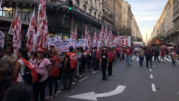 Movimiento Socialista de los Trabajadores - Sputnik Mundo