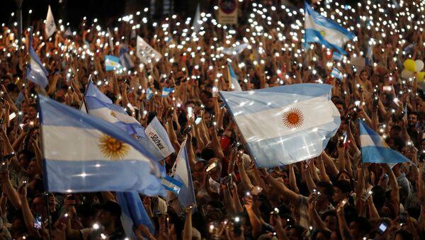 Las elecciones en Argentina - Sputnik Mundo
