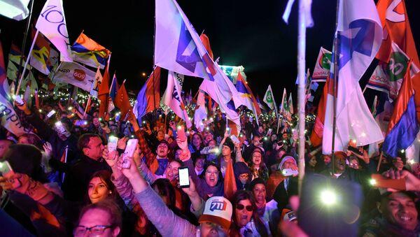 Elecciones presidenciales en Uruguay - Sputnik Mundo
