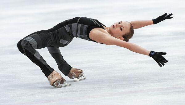 Alexandra Trusova, patinadora rusa - Sputnik Mundo