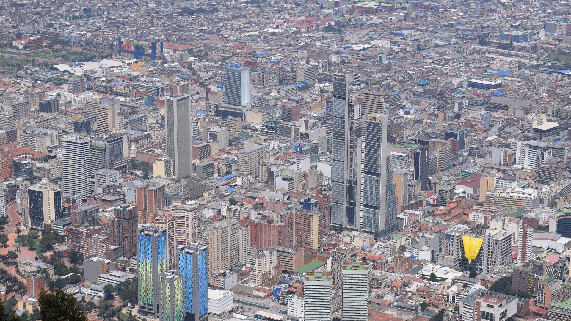 Bogotá, capital de Colombia - Sputnik Mundo, 1920, 10.02.2021