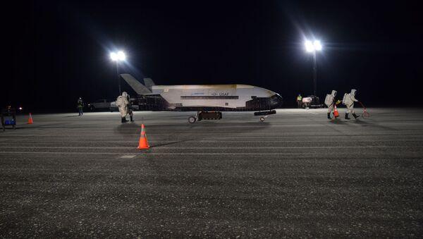 Avión espacial X-37B de EEUU - Sputnik Mundo