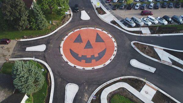 Anoka, Minessota, EEUU. Capital de Halloween - Sputnik Mundo