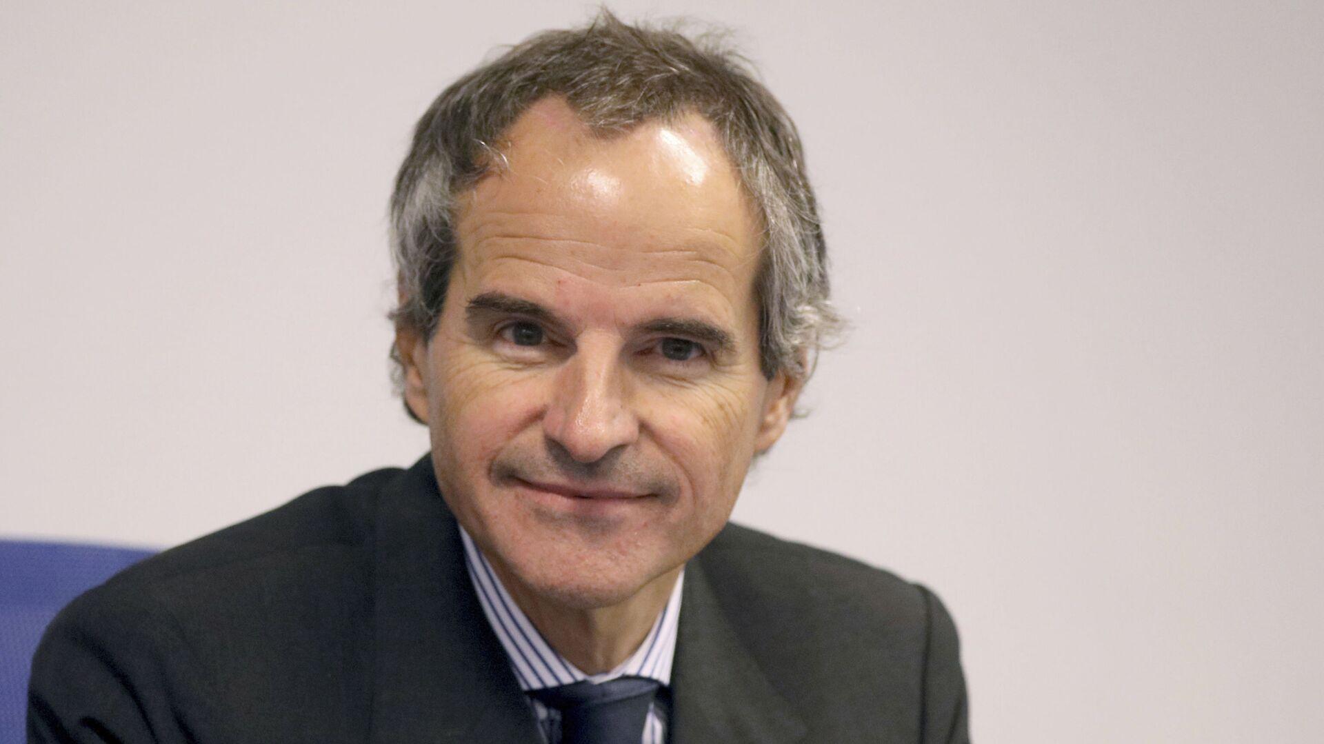 Rafael Grossi, director general electo del OIEA - Sputnik Mundo, 1920, 11.09.2021