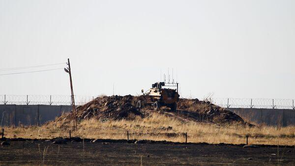 Patrullaje ruso-turco en el noroeste de Siria  - Sputnik Mundo