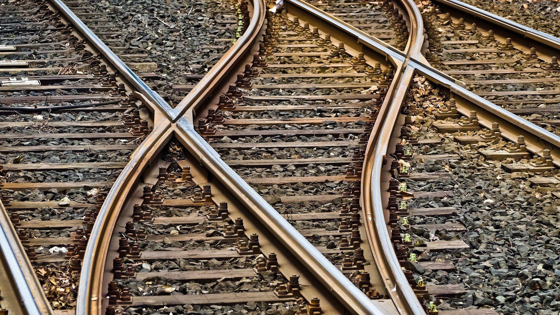 Ferrocarril (imagen referencial) - Sputnik Mundo, 1920, 29.07.2021