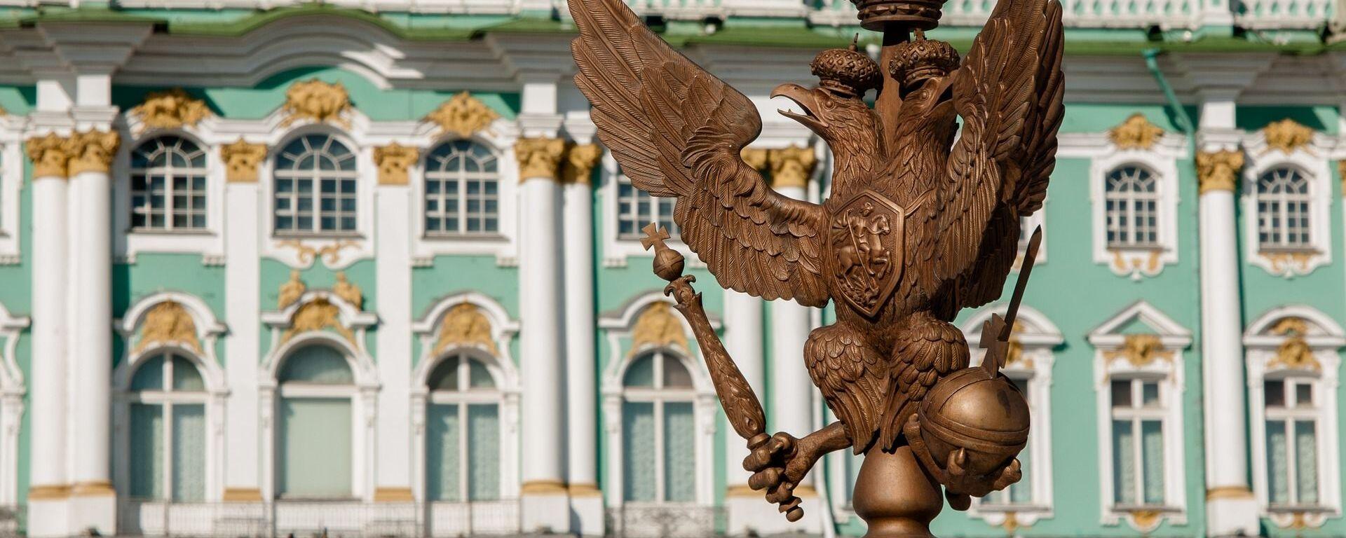 El Museo Hermitage en San Petersburgo - Sputnik Mundo, 1920, 07.12.2019