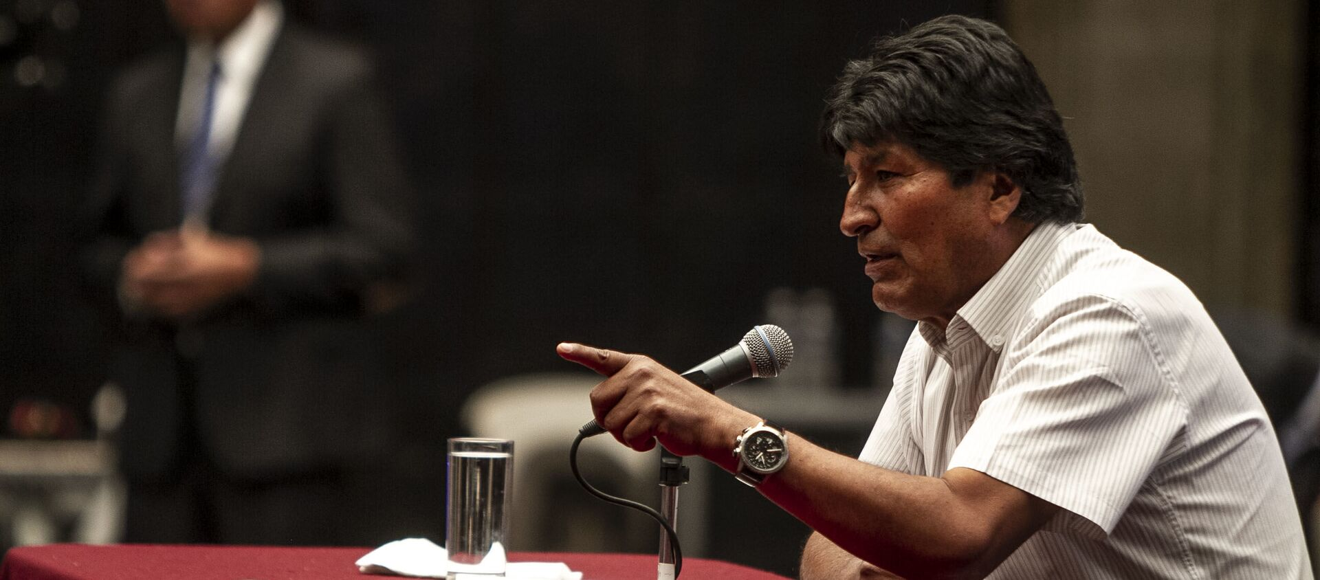 Evo Morales, expresidente de Bolivia (archivo) - Sputnik Mundo, 1920, 27.02.2020