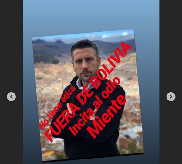 El periodista argentino Mariano García denuncia campaña difamatoria y tergiversación de su imagen en redes sociales - Sputnik Mundo