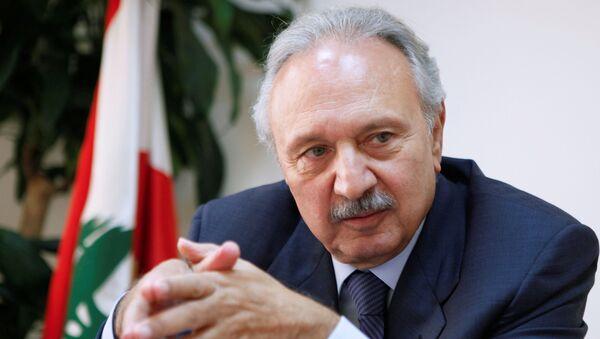 Mohamad Safadi, exministro de Finanzas del Líbano - Sputnik Mundo