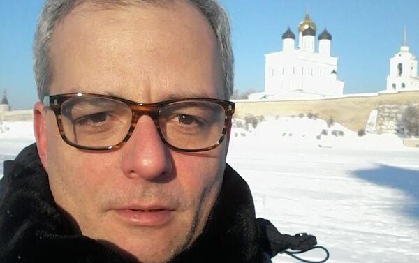 Federico Ferro - Sputnik Mundo