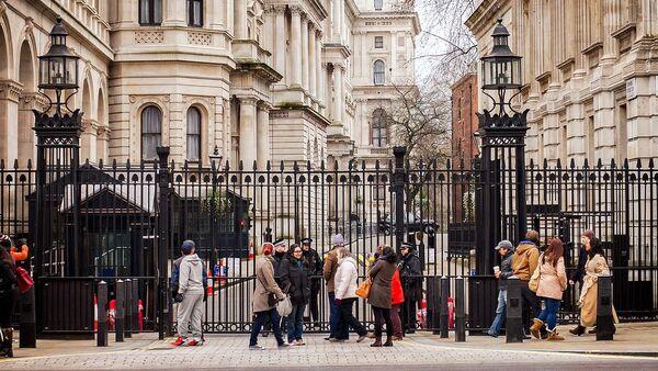 Downing Street, Londres, Reino Unido - Sputnik Mundo