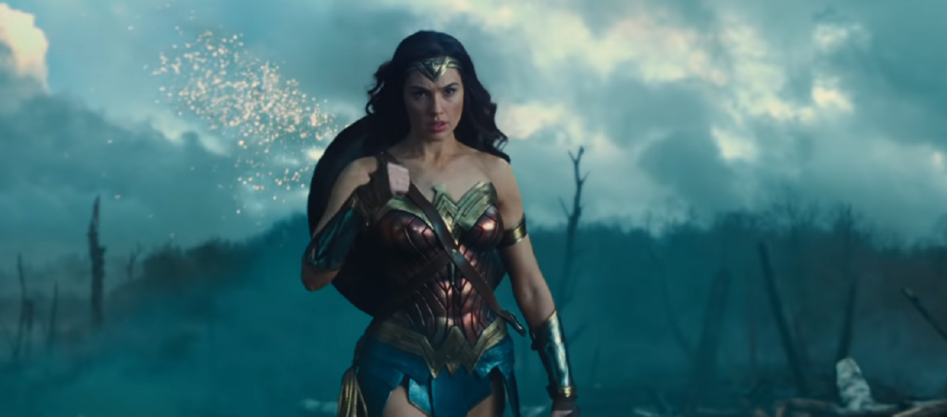 Wonder Woman, captura de pantalla - Sputnik Mundo, 1920, 18.11.2019