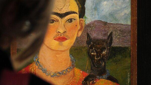 Frida Kahlo, la pintora latinoamericana más admirada en el mundo - Sputnik Mundo