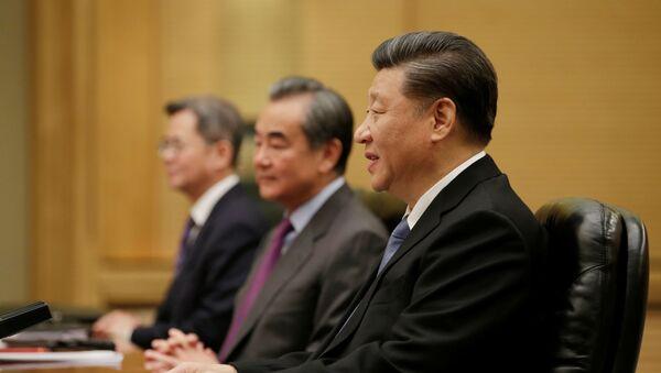 Xi Jinping, el presidente chino - Sputnik Mundo