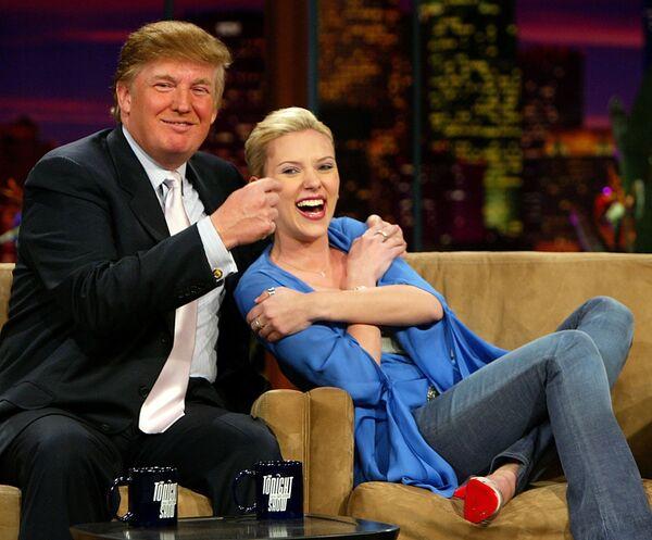 La deslumbrante Scarlett Johansson cumple 35 años - Sputnik Mundo