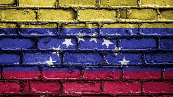 Bandera venezolana (imagen referencial) - Sputnik Mundo